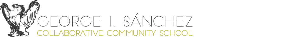 George I. Sanchez  Logo